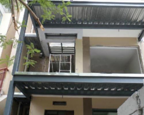 阳台结构补强加固